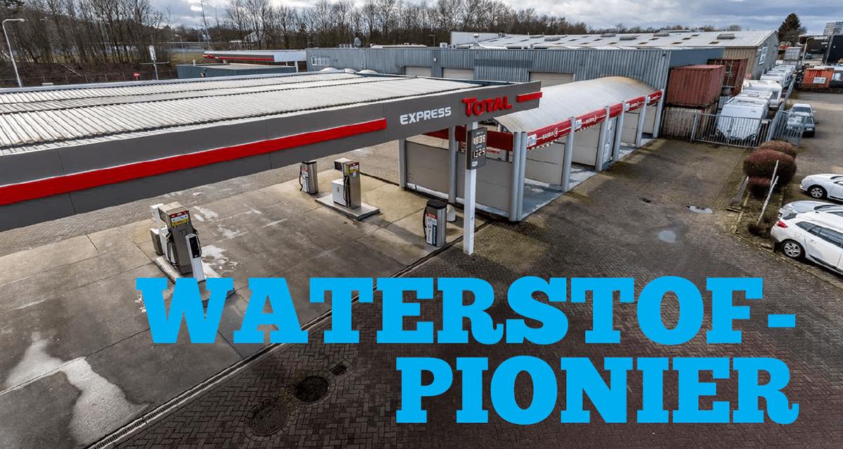 Waterstofpionier