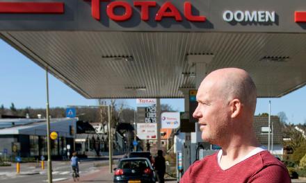 Gevoelsmens Frank Oomen stapt over van Texaco naar Total