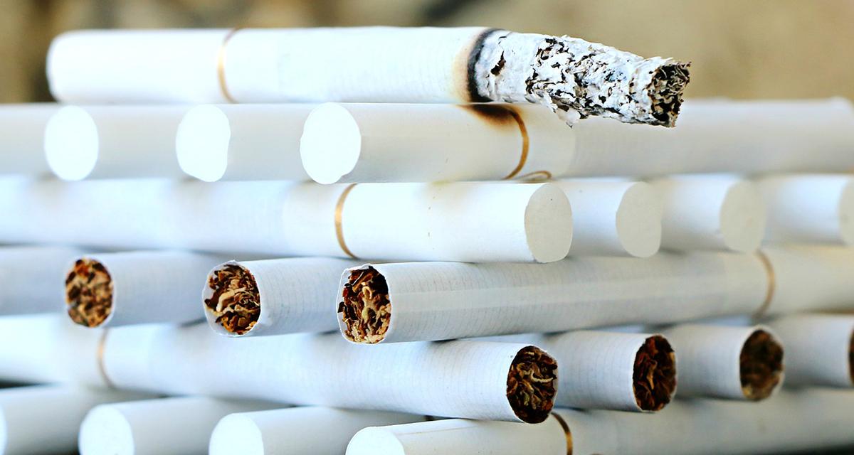 'Vraagje; Heeft u al nagedacht over een toekomst zonder tabak?'